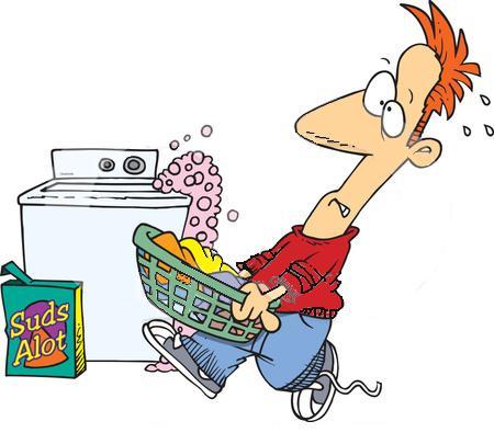 В работе любой стиральной машины